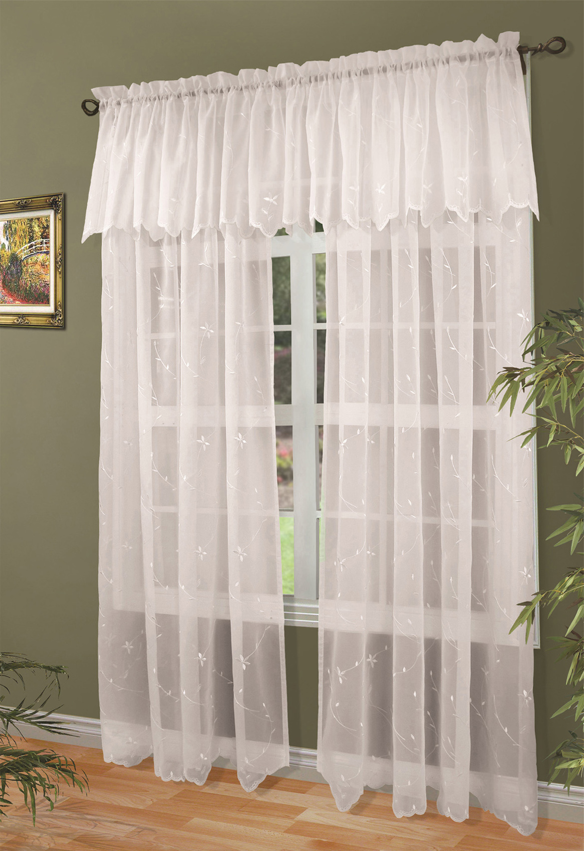 Sheer Window Curtains TheCurtainShopcom