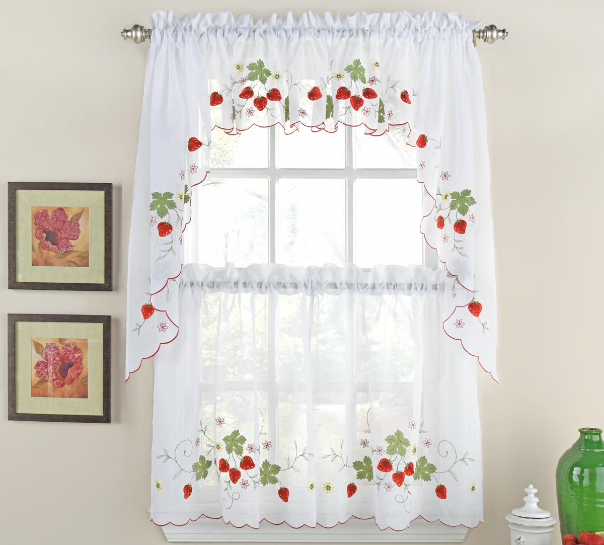 Designer Kitchen Curtains Thecurtainshop Com