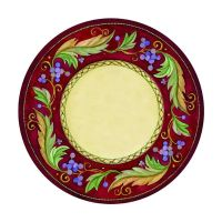 Decorative Platters And Plates | Wall Plate Design Ideas