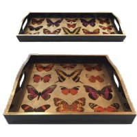Decorative Trays for All Tray Needs Butlers Trays to Small ...
