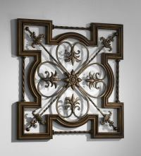Greek Wrought Iron Wall Art by Cyan Design