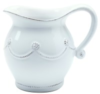 Juliska Dinnerware Berry and Thread Creamer