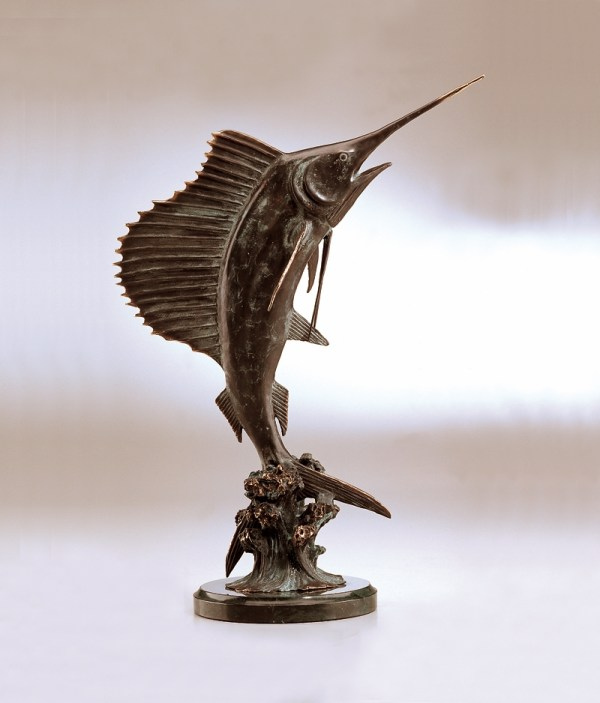 Tail Walker Sailfish Sculpture Spi Home 231 Save