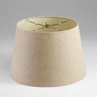 Vista Gold Crackle Glass Lamp by Cyan Design
