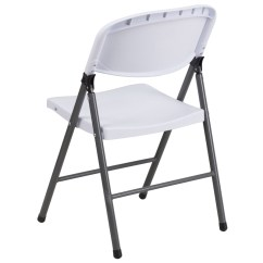 Ergonomic Folding Chair Steel Manufacturer In Kanpur Home Tough Enough Series 330 Lb Capacity White Plastic With Charcoal Frame Eh Dad Ycd 50 Wh Gg Off Read More Below