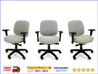 Small Office Chairs | Petite Office Chairs | Ergonomic ...