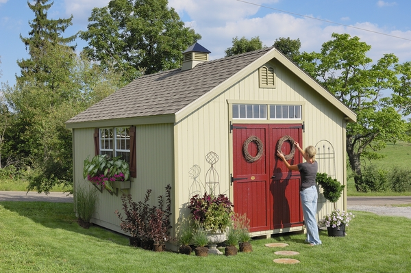 25+ 10 X 12 Landscaping Shed Pictures and Ideas on Pro Landscape