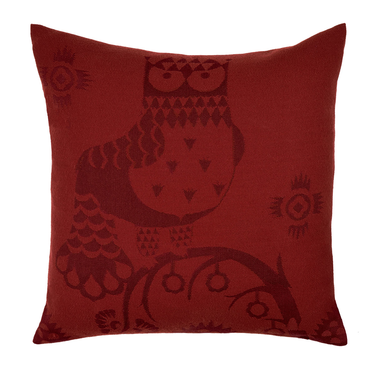 iittala Taika Red Throw Pillow  Ready for Red