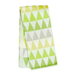 Green Kitchen Towels Refinishing Lapuan Kankurit Harlekiini Tea Towel Additional Sale