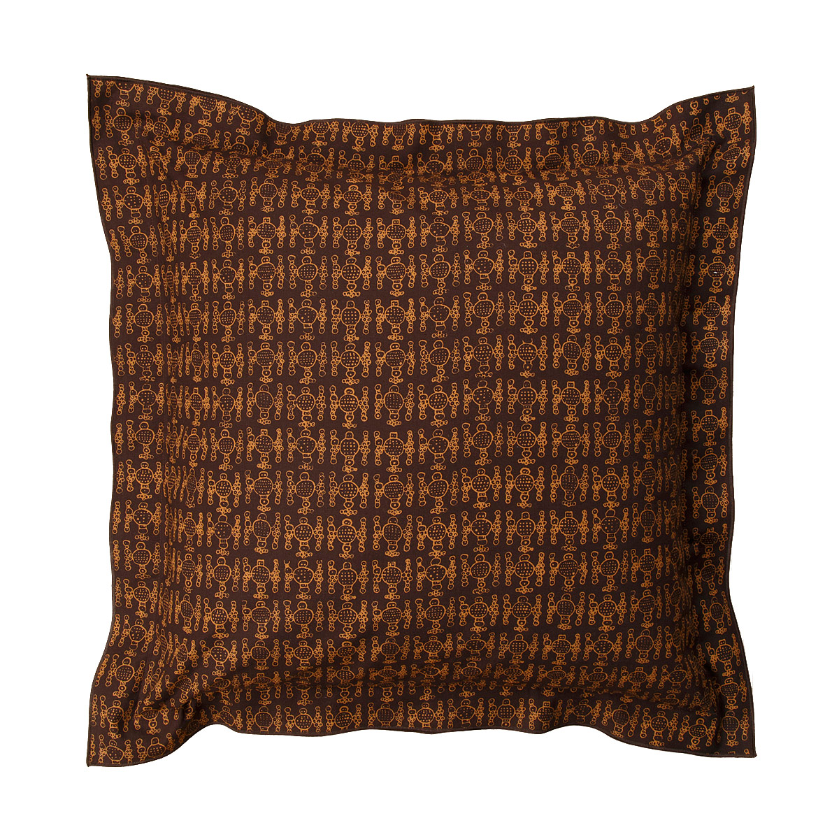 Pillow Brown And Blue Throw Pillows