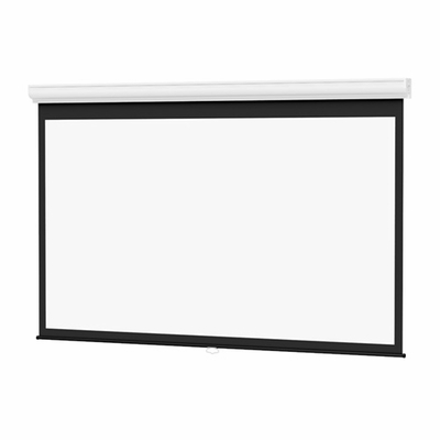 Da-Lite Designer Contour Manual with CSR Projection Screen