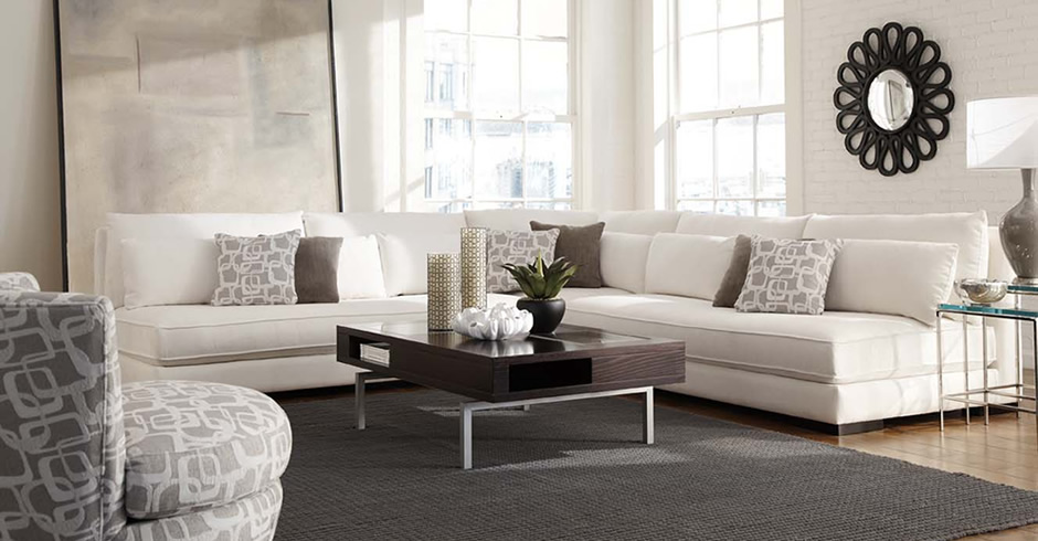 Modern Armless Sectional Chill 62509 Expensive Younger