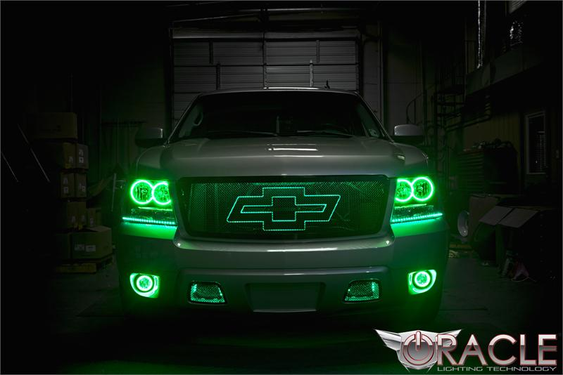 Oracle Halo Kits for Chevy Avalanche  20072013 Chevy