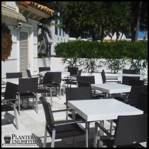 Commercial And Outdoor Furniture Site Amenities Planters
