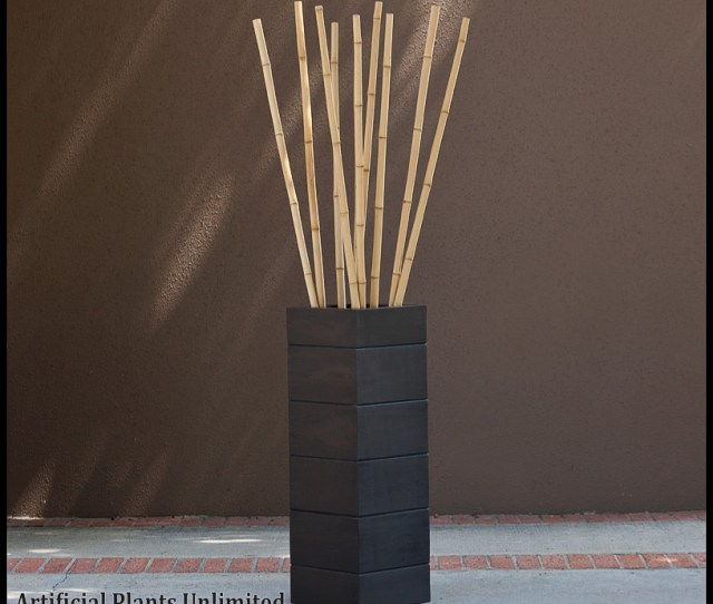 Decorative Bamboo Sticks Click To Enlarge