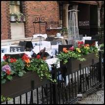 Restaurant Planters - Commercial Outdoor Unlimited