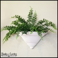 Plant Wall Sconces, Indoor Wall Planters, Plant Sconces
