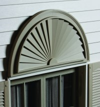 Decorative window trim, Window and Door Trim, Exterior