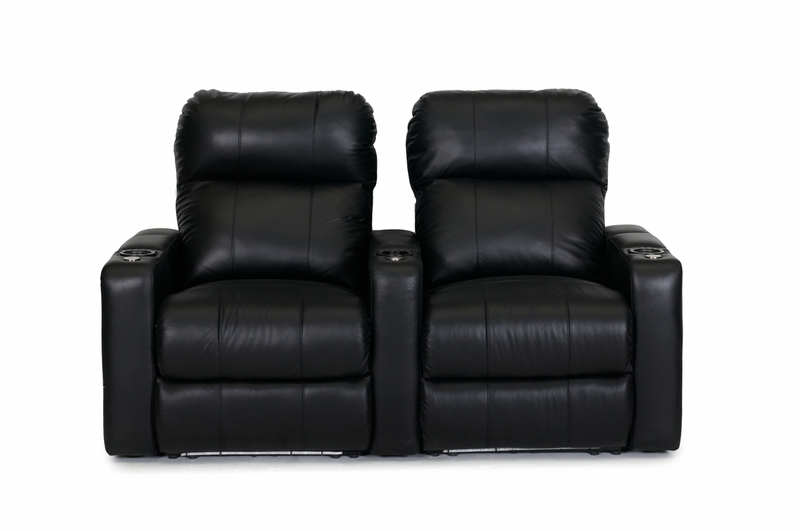 theater chairs with cup holders big round chair name ht design southampton home seating top grain leather