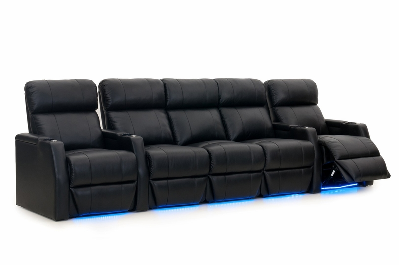 Leather Pull Out Couch