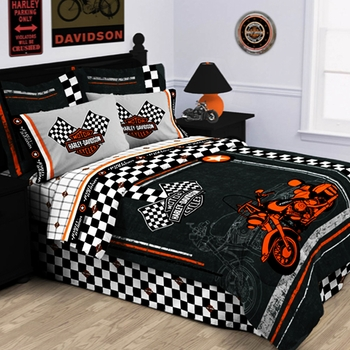 Harley Bed Harley Davidson Bed Set Harley Davidson Bedding