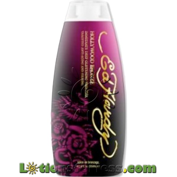 Ed Hardy Hollywood Bronze Indoor Tanning Lotion