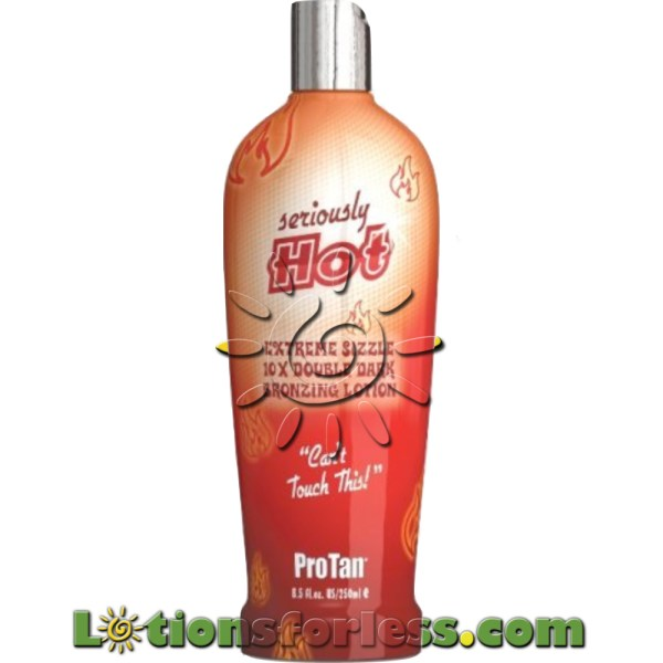 Pro Tan - Hot Indoor Tanning Lotion