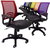 Mesh Office Chairs in 7 Bright Colors - In Stock! Free ...