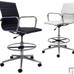 Office Chair Vs Stool Unusual Covers Modern Classic W 23 32 Seat Height