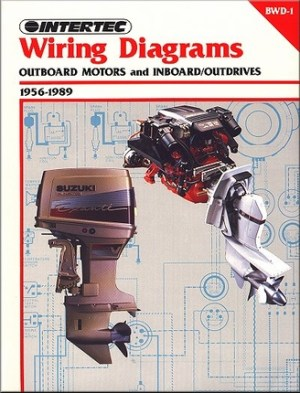 Outboard Motors, Inboards, Outdrives: Wiring Diagram
