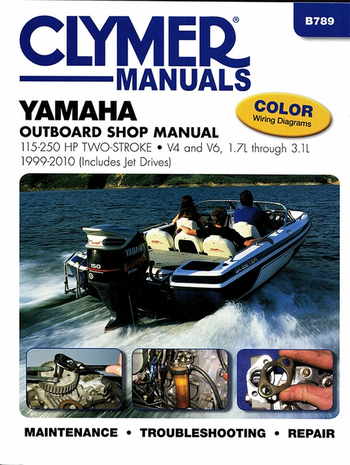 2004 Yamaha Outboard Service Repair Manual