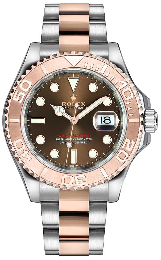 Rolex Yacht Master 37 Mens Watch 268621