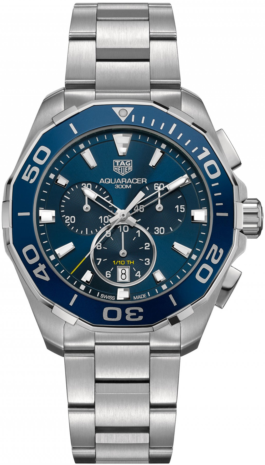 CAY111BBA0927 TAG Heuer Aquaracer Mens Watch