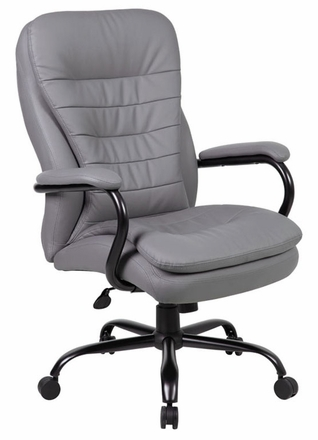 Boss Heavy Duty Executive Office Chair B991CP and B991BB
