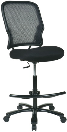 desk chair tall office nap star big and mesh drafting 15 37a720d