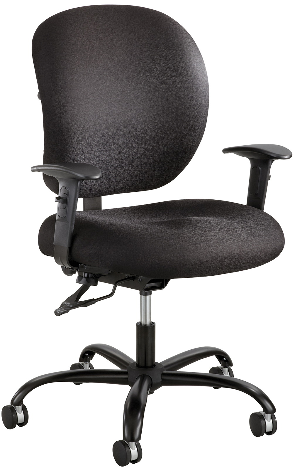 24 Hour Office Chairs Safco Alday 24 Hour Office Chair 3391bl