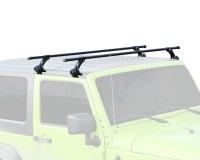 Truck Roof & Rhino Rack 2500 Series Aero Roof Racks Pickup