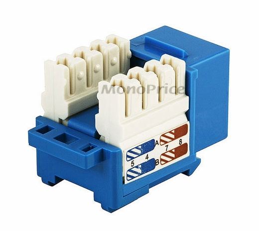 Down Keystone Jack Blue Besides To Rj45 Connector Cat 6 Wiring Diagram
