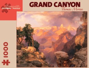 Image result for thomas moran grand canyon with rainbow