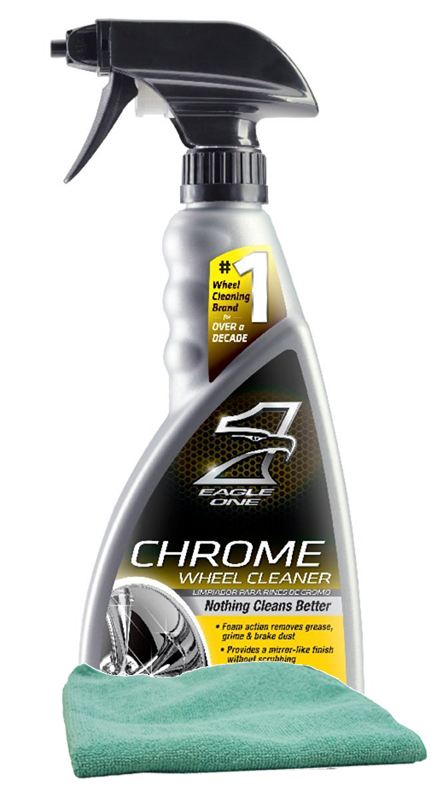 Mothers Chrome Cleaner