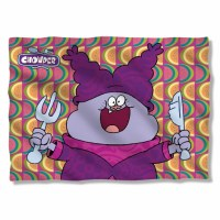 Chowder Hungry Pillow Case