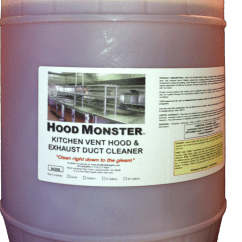 Best Kitchen Cleaner For Sale Hood Monster The Exhaust Cleaning Chemical Cleaners