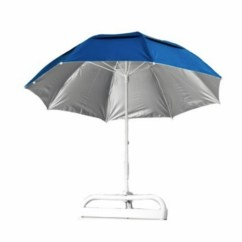 Fishing Chair Umbrella Clamp Ladder Back Dining Chairs Frankford Sons Solar Reflective On Umbrellas Tackledirect