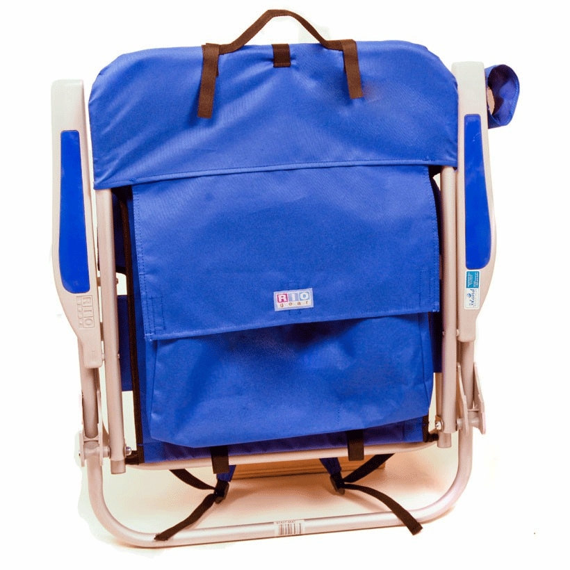 backpack chairs sturdy dining rio sc537 big boy fishing chair tackledirect
