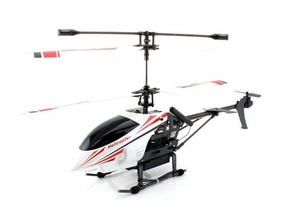 Remote Control Spy Camera 3 Channel Helicopter W/Wifi Real