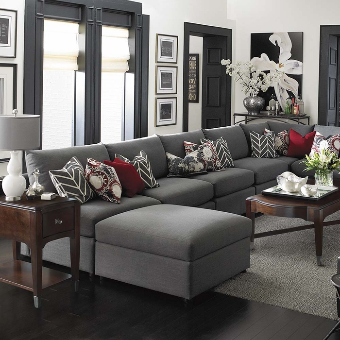 Beckham Large Sectional Sofa  sectional sofas