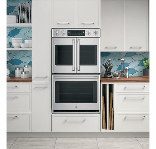 double convection wall oven