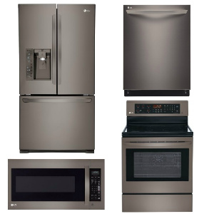 kitchen appliance packages stainless steel sink plug ge package itus a unified with