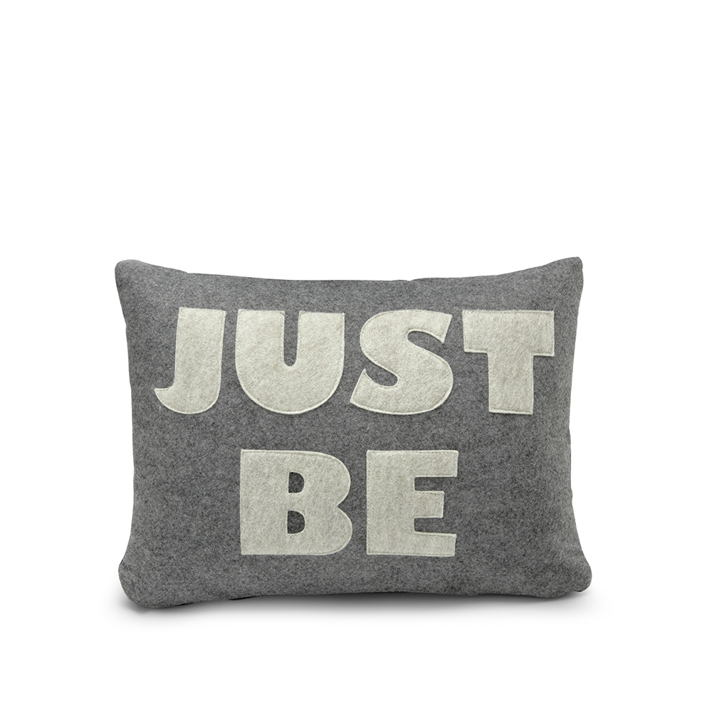 Alexandra Ferguson JUST BE Pillow  Creative gifts for all