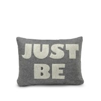 Alexandra Ferguson JUST BE Pillow - Creative gifts for all ...